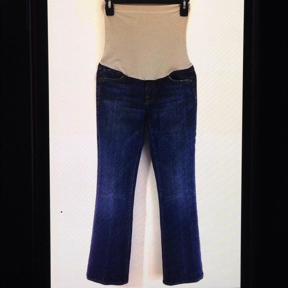70ed5e2c76b7f 7 For All Mankind Denim - 7 For All Mankind A Pea In The Pod Maternity